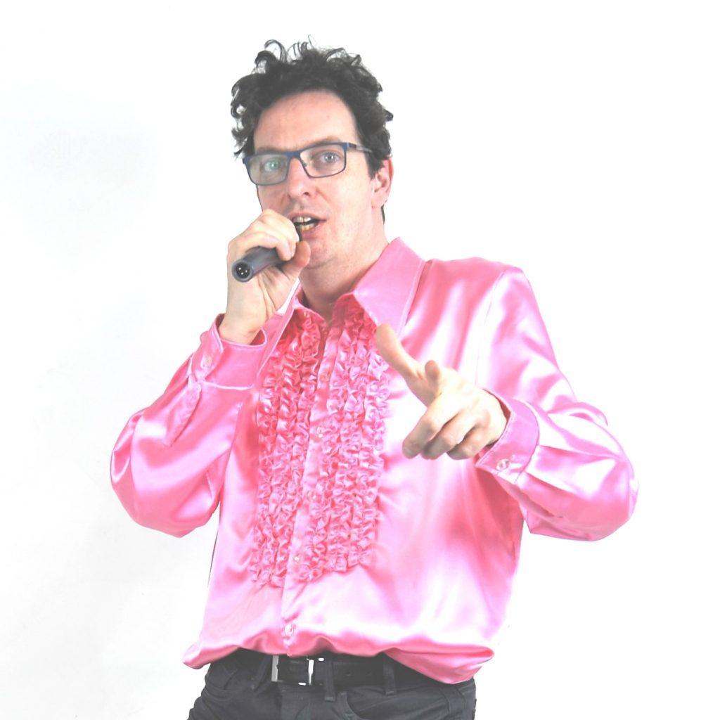 Don als zanger